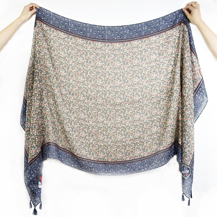 100% Acrlyic Promotional Beach Shawl <strong>Scarf</strong>