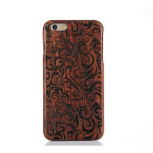 factory price wholesale blank wood case for iphone wood pc case buy for iPhone 5 5s