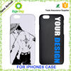 Custom Design small MOQ rubber coating cell phone case, cheap mobile phone case cover for Iphone 6s