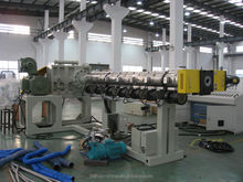 ABS PS PP PE PC PMMA sheet board extrusion production line