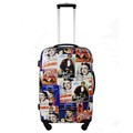 Hot New Luggage ABS PC Wheeled Luggage Bag