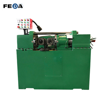 FEDA micro screw making machine thermofusion machine machine threaded rod