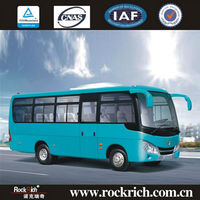 Dongfeng new passenger bus/new luxury buses-EQ6730P3G1