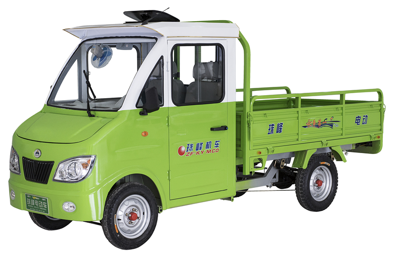 adult gasoline cargo tricycle for delivery use