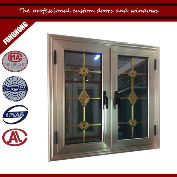 Diy window replacement with decorative window grill for for Diy window replacement
