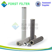 FORST Type Filter Cartridge Vacuum Cleaner Polyester Filter Bags Filter
