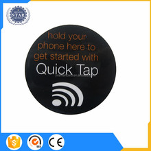 The best choice pre-printed nfc sticker rfid tracking tags sticker/price sticker