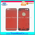 Hot Selling Red Back Cover Housing for iphone 6S