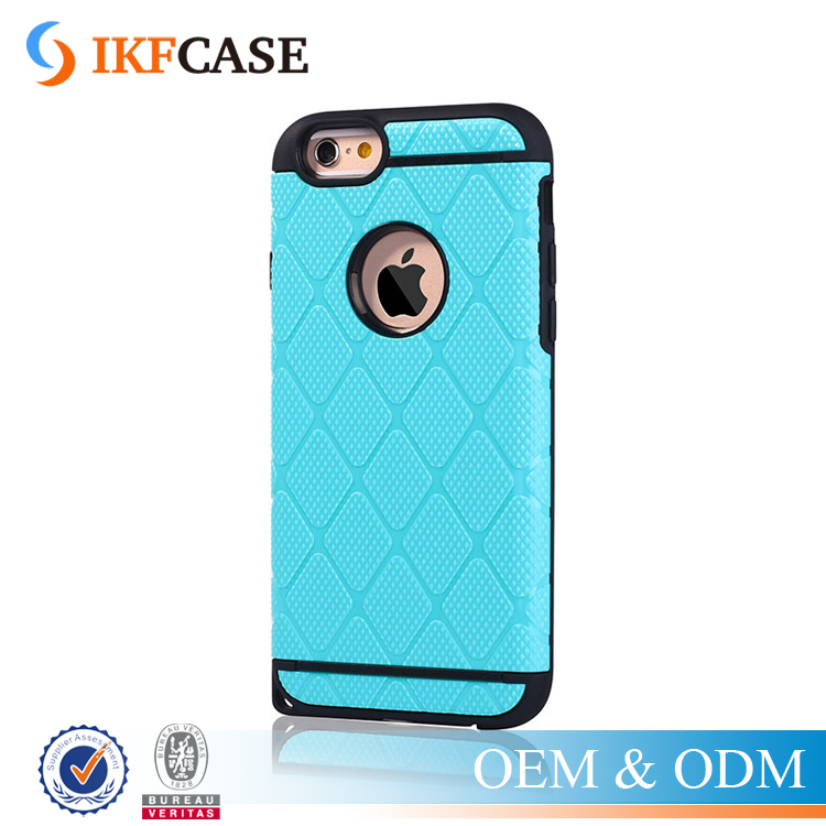 New Design Super Cool Durable TPU PC Combo Armor Phone Case For iPhone 4 4S 5 5S 5G SE 6 6 Plus 6S 6S Plus