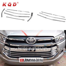 High quality ABS Plastic auto accessories front grille car front grill for Toyota Innova