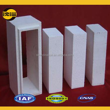 lightweight insulating mullite brick white Insulating fire Brick