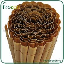 PVC Bamboo Fence