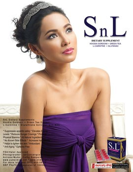SnL capsules for weight loss and glowing skin