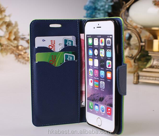 Mercury Fancy Diary Flip cover case for iPhone 7 Plus New, Original with factory price cheap phone cases leather flip covers