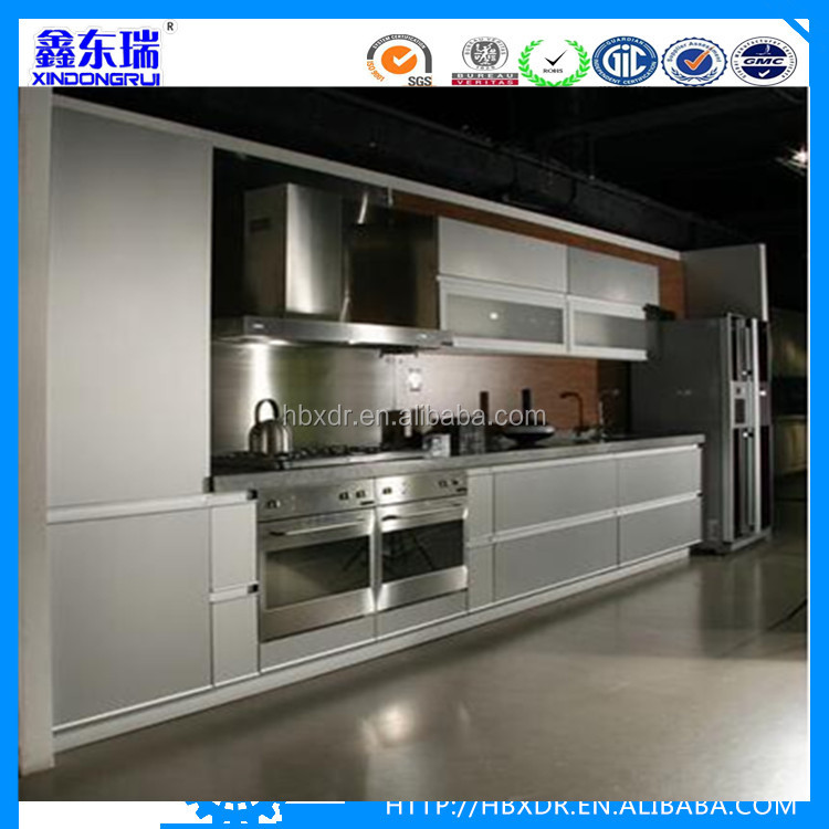 Extrusion aluminum profile for Kitchen cabinet/aluminum cabinet