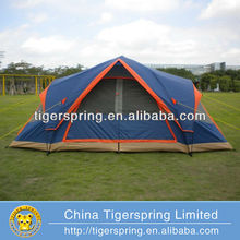 Leisure automatic camping tent patterns