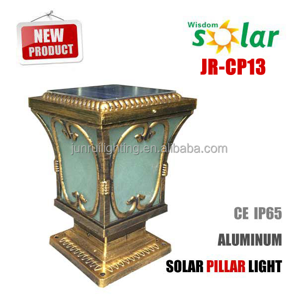 Modern Garden Lighting Cheap Price Led Outdoor Garden Lamp / Exterior Pillar Light