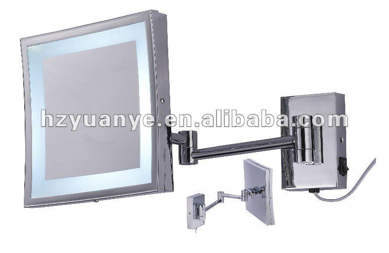 Specchio per il trucco illuminato con nuovo design - Specchio per trucco illuminato ...