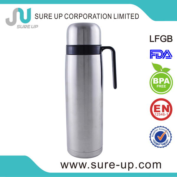 18 8 Double Wall Vacuum Stainless Steel Thermos, Termos (FSAS010)