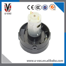 High Efficiency Brushed 12v dc motor