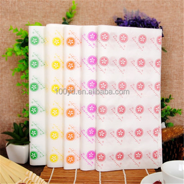 Chocolate Candy Sweet Food Wrapping Tissue Papers