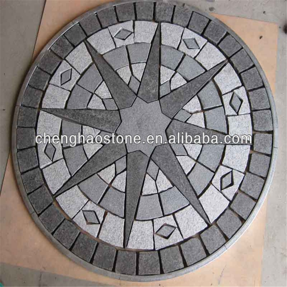 Competitive Price Stone Granite Pavers for Driveways