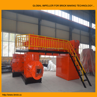 Hollow type brick making machine,red clay shale bricks making machine