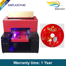 high speed digital Auto CD DVD pvc id card inkjet printer
