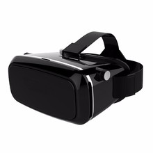 Personal theater 3d vr glasses 3D headset With Remote for Android IOS