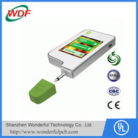 New design Greentest food safety testing equipment