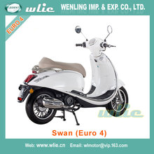 Scooter with gasoline euroiv euro iv Euro 4 EEC COC Moped Motor Scooter Swan 50cc (Euro4)