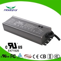 high PF 100-150w waterproof electronic led driver 5Amp