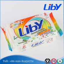 Liby natural clothes washing laundry soap