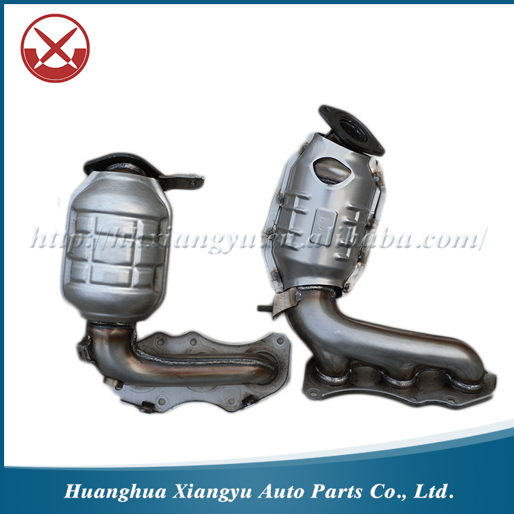 Professional Oem Customized Catalytic Converter For Toyoto Previa