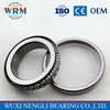Lead Supplier Taperd Roller Bearings for PVC plastic pipe extrusion machine taper roller bearings