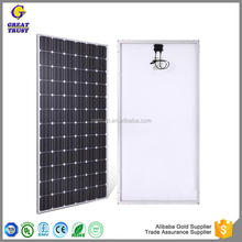transparent thin film solar panel solar panel cells thin film flexible solar panel made in China