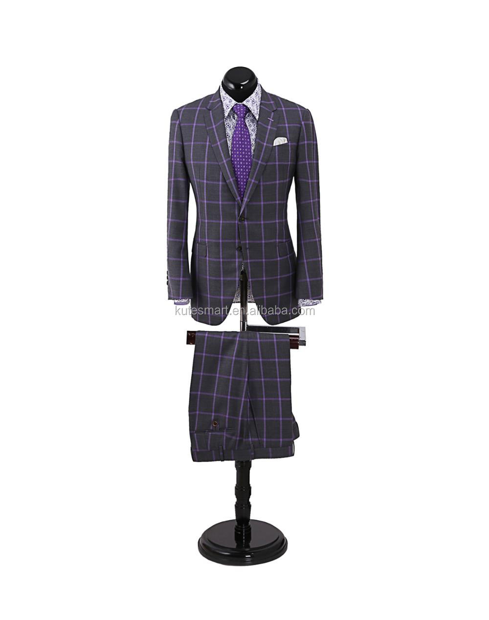 Suits Product Type and Business Suits Style Men tailor made bespoke custom suit