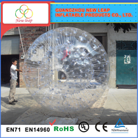 inflatable zorb ball rental