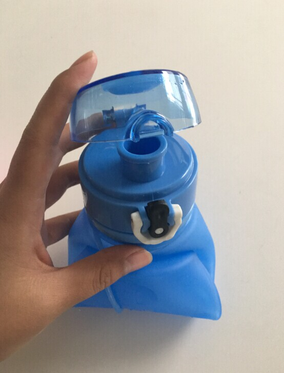 450ml 500ml 600ml 700ml 740ml PET plastic spray bottle with food safety