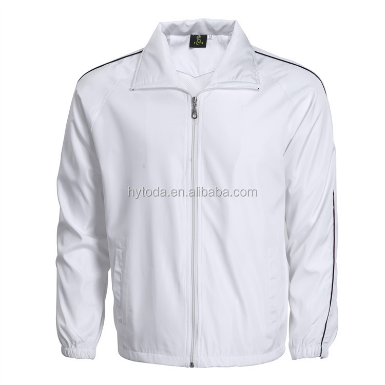 Custom windbreaker jacket thick mens 2019 windbreaker