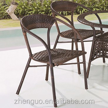 rattan/wicker recliner chair outdoor furniture