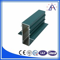 Extruded Aluminum Profile, Aluminium Extrusion Profile
