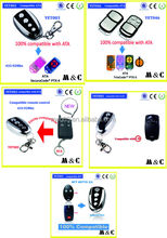 Shenzhen factory smart key copy, key copy machine, 4-button remote