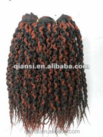 Synthetic Afro Twist braid for hair extension cheap hair extensions