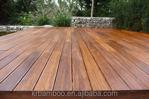 Outdoor Water And Moisture Proof High Density Bamboo