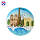 Custom 3d polyresin souvenir fridge magnet for different countries resin fridge magnet