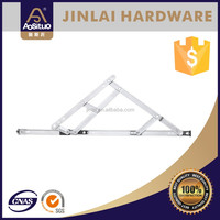 6-bar friction hinge window stay for PVC and aluminum window,friction hinge