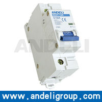 DZ47-100 Series Miniature Circuit breaker electric 1 pole mcb