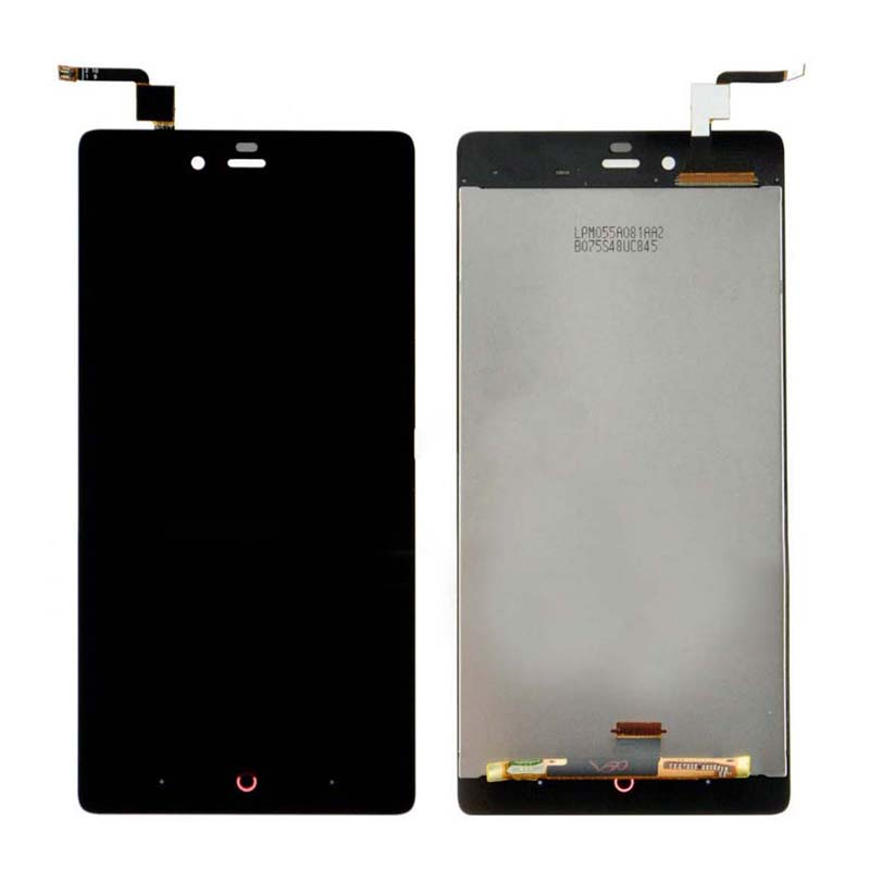 Brand New Touch Sensor Lcd Display For ZTE Nubia Z9 <strong>Max</strong> NX510J NX512J Lcd Screen With Touch Digitizer Assembly Repair Parts