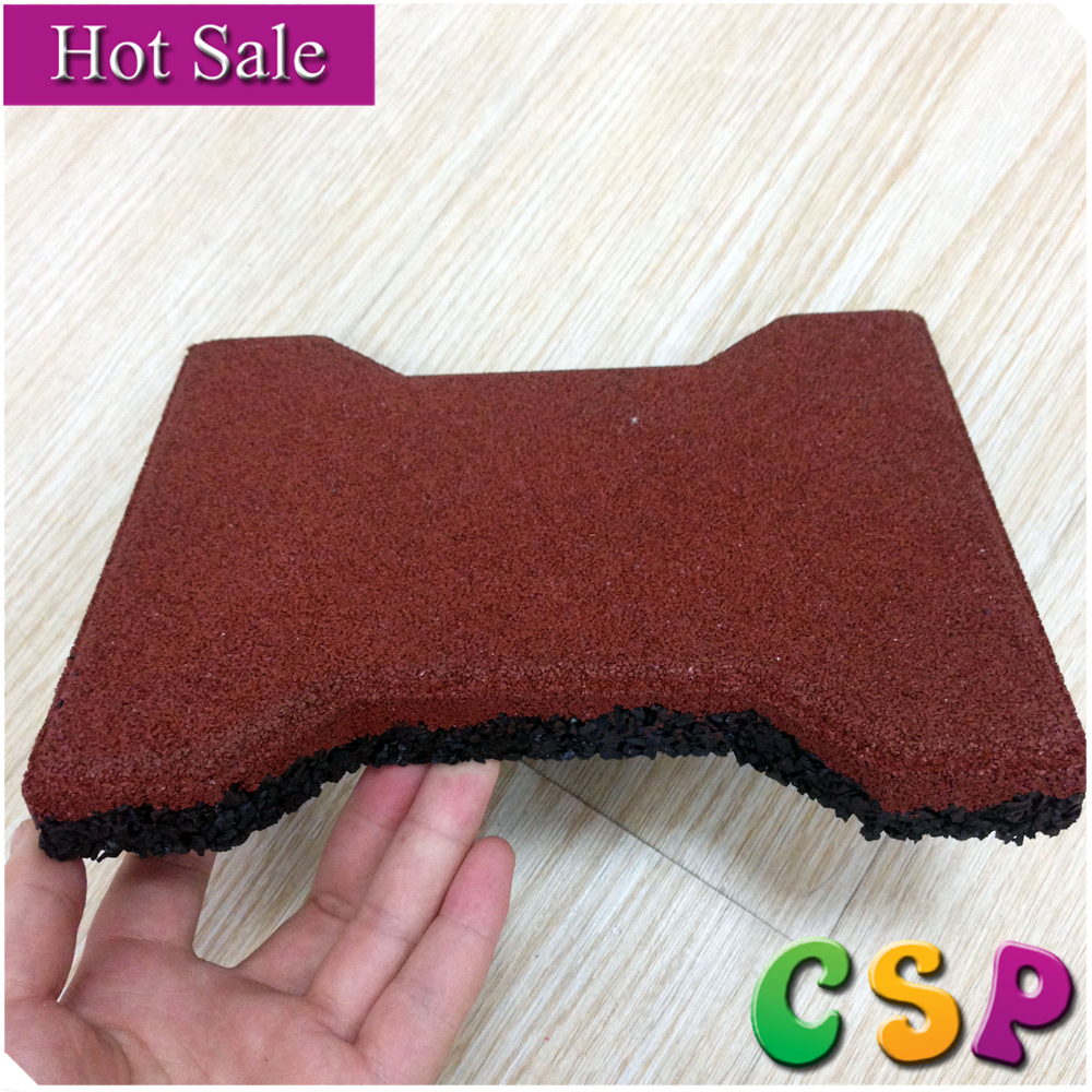 Anti slip rubber floor mat for horse stable /walkway Driveway